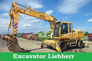 excavator-liebherr