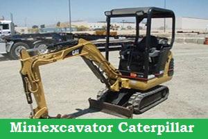 miniexcavator-caterpillar